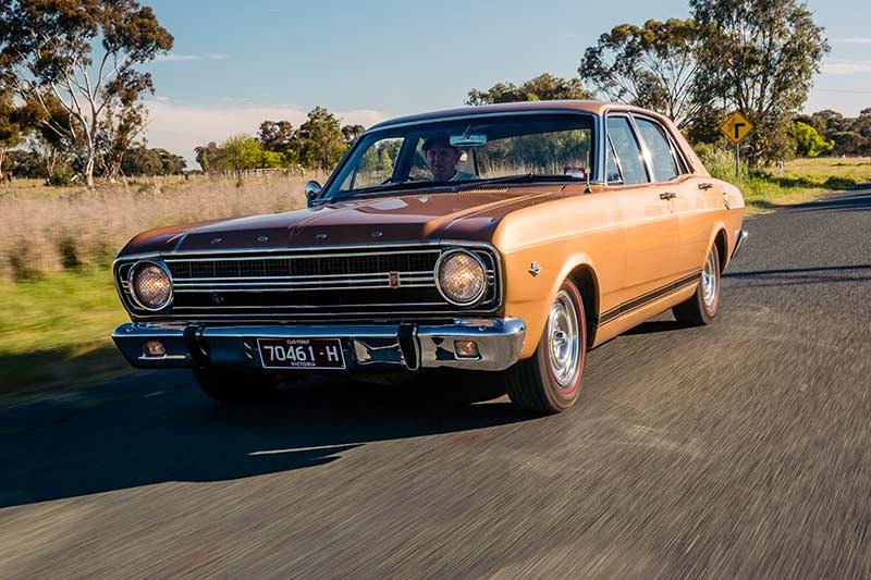 ford falcon onroad 2