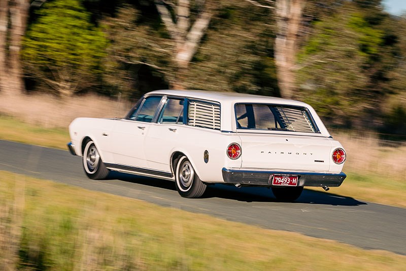 ford falcon wagon onroad 6