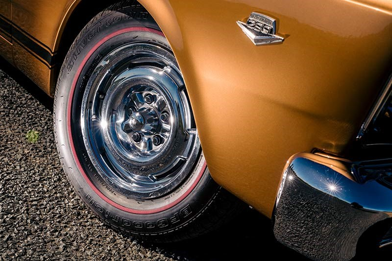 ford falcon wheel