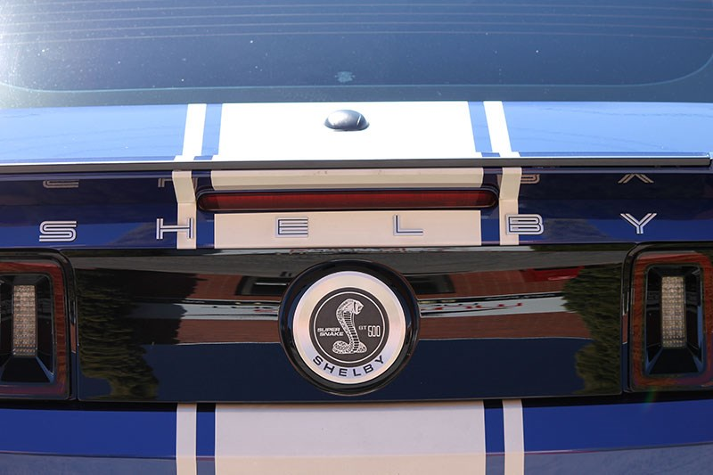 ford mustand shelby