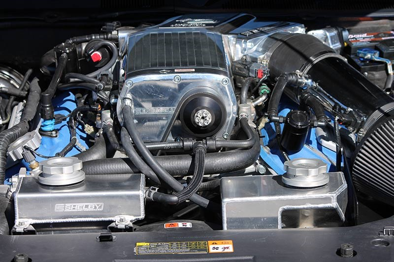 ford mustang engine 2