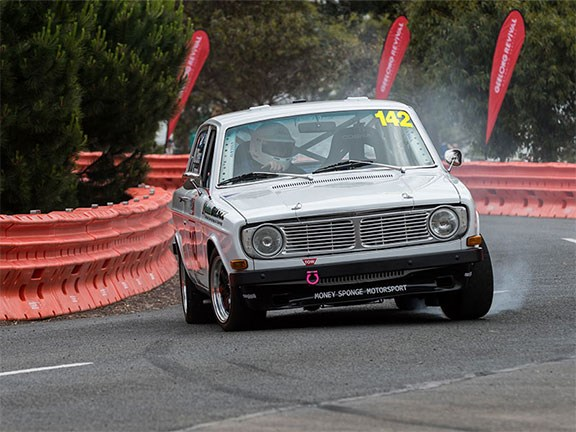 The Geelong Revival Hillclimb
