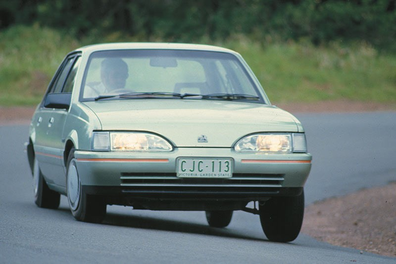 Holden Camira Review