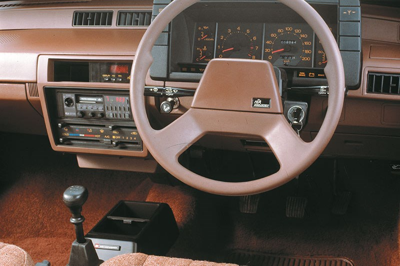 holden camira interior 2