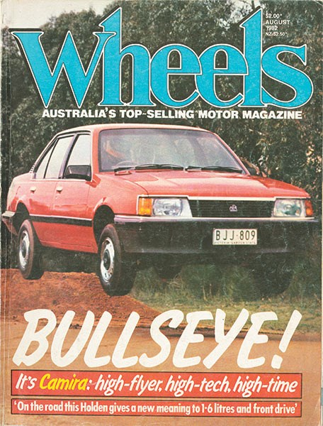 holden camira wheels magazine