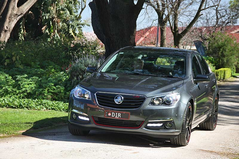 holden commodore director 3