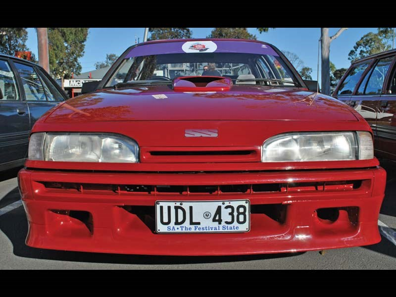 holden commodore ss