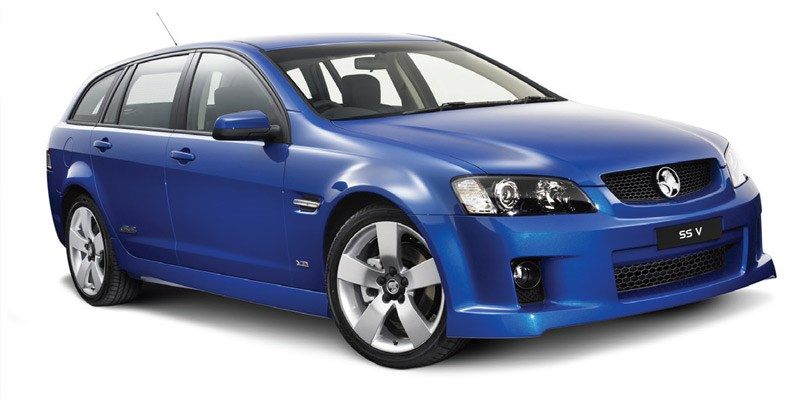 holden commodore ve wagon