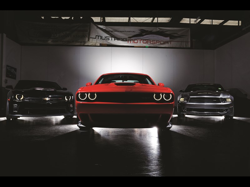 Muscle Car Muster