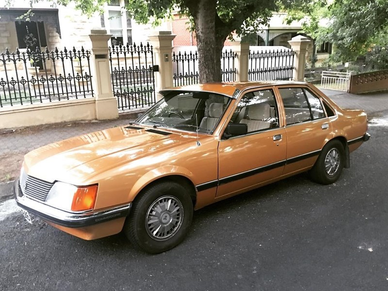 1984 Holden Commodore VH