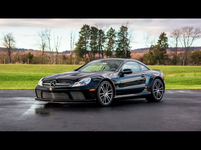 Mercedes-AMG SL63 Black Series Michael Fux Collection