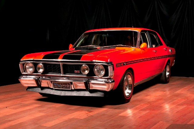 ford falcon xy gt lloyds 1712