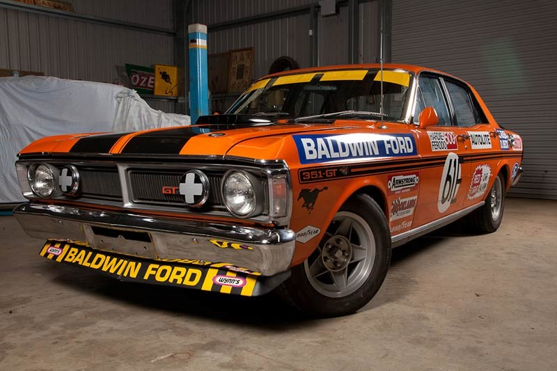 ford falcon xy gtho phase iii