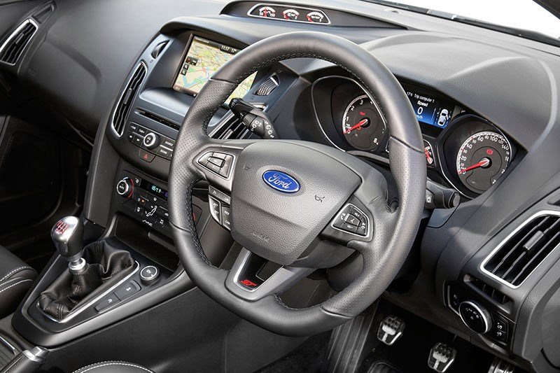 ford focus interior 2