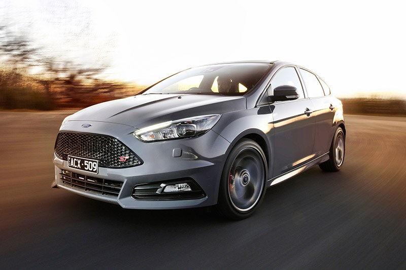 ford focus onroad