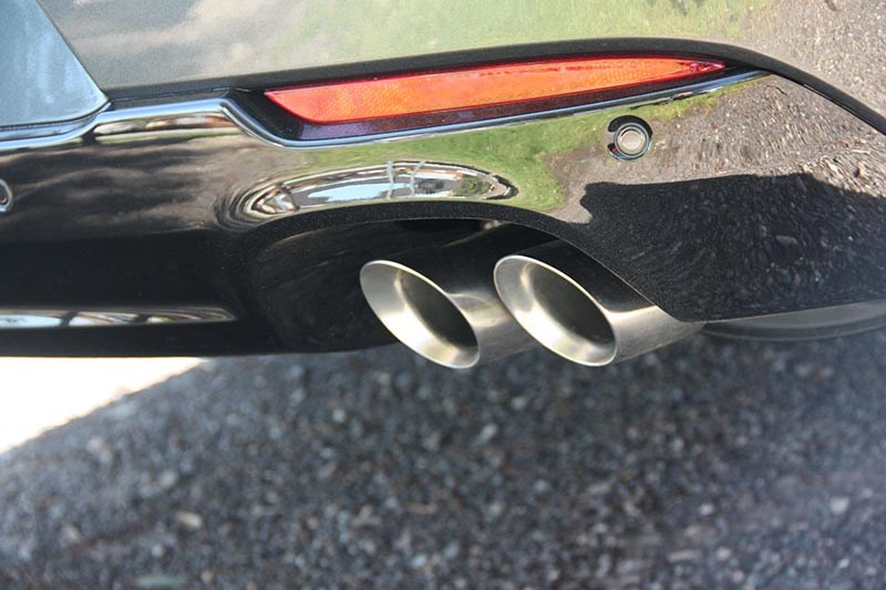 holden commodore director exhaust