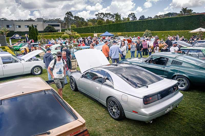 northern beaches muscle car show 37