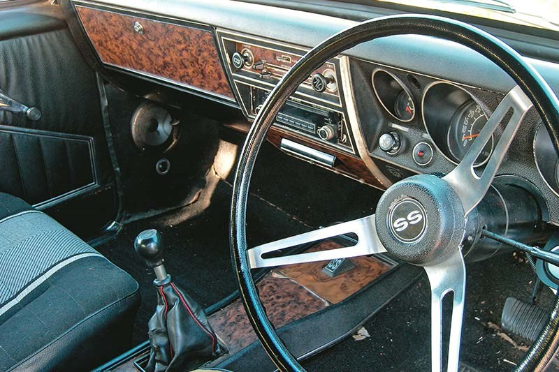 south african monaro interior