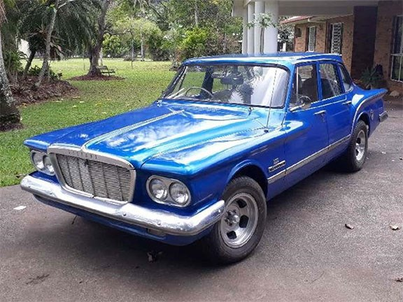 1962 Chrysler Valiant SV1