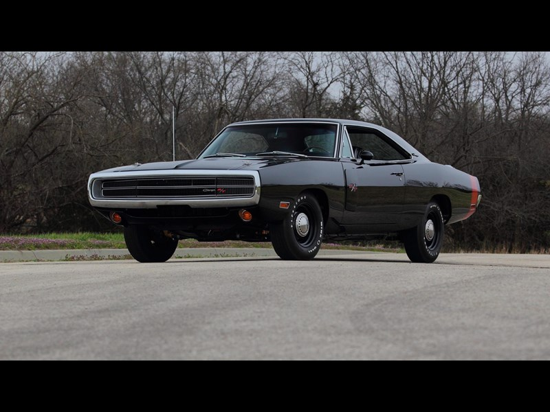 1970 Dodge Charger Mecom Auctions