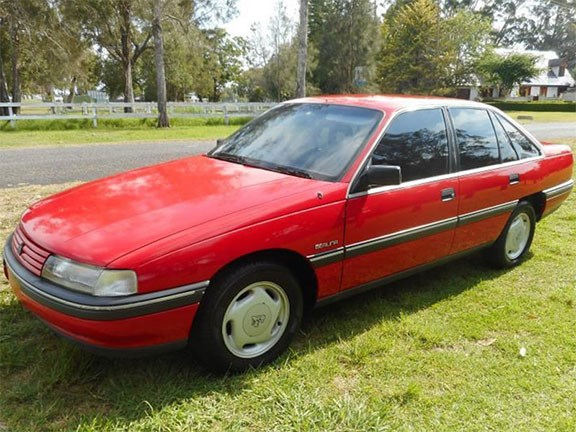 1991 Holden VN Commodore