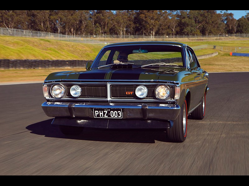 ford falcon gtho phase 3