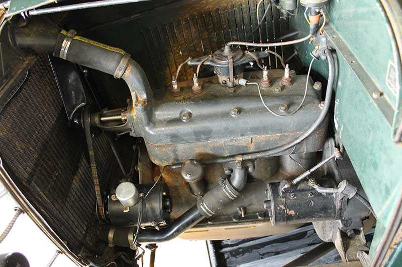 ford model a engine