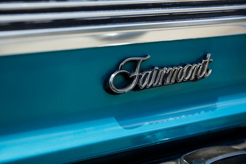 ford xy fairmont badge 2