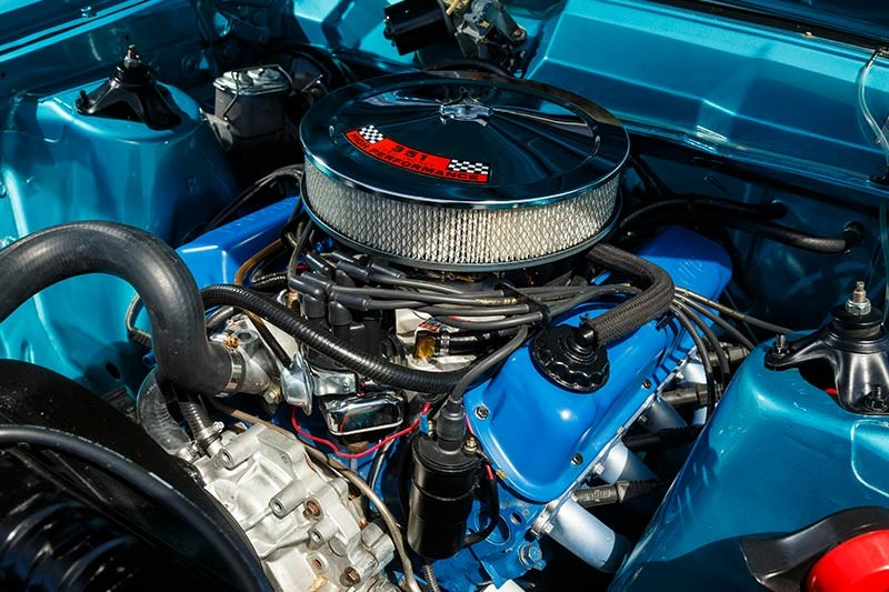 ford xy fairmont engine 1