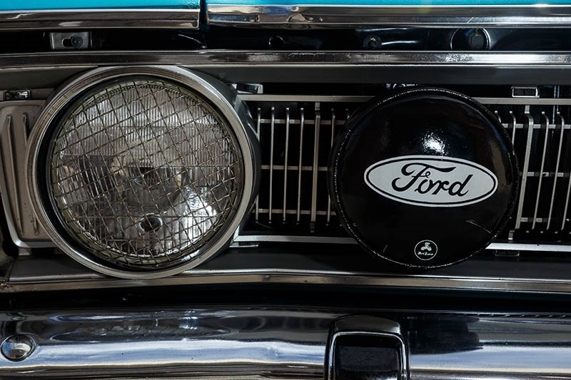 ford xy fairmont grille