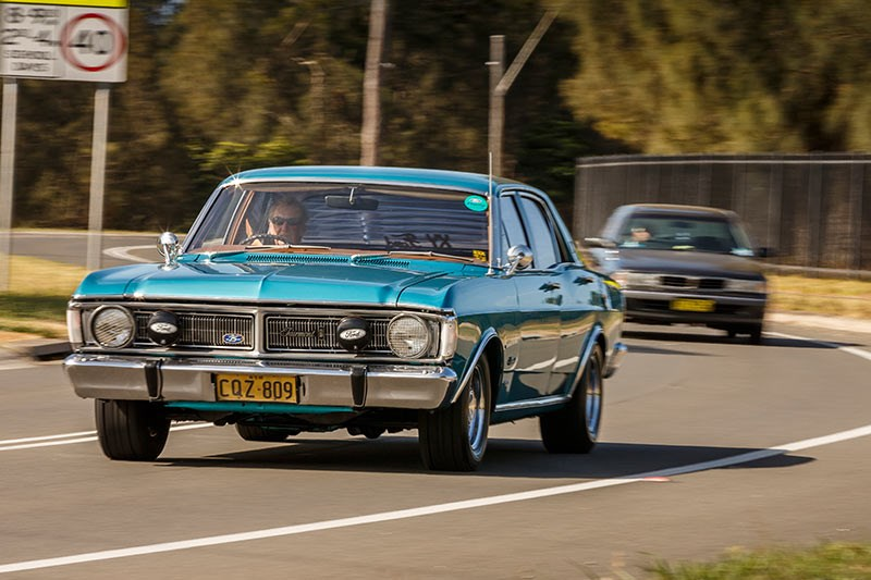 ford xy fairmont onroad 3