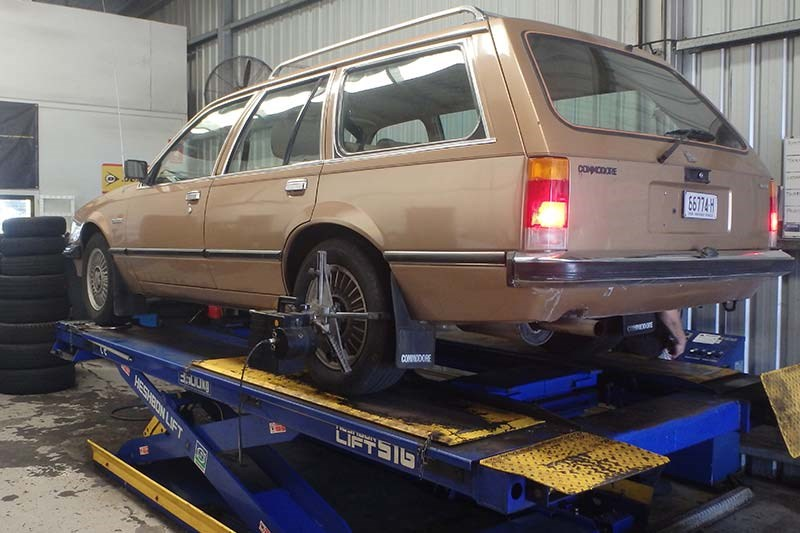 holden commodore suspension 7