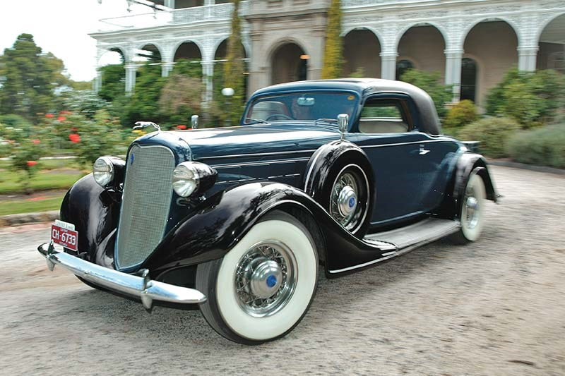 1935 Lincoln Model K Lebaron Coupe Review