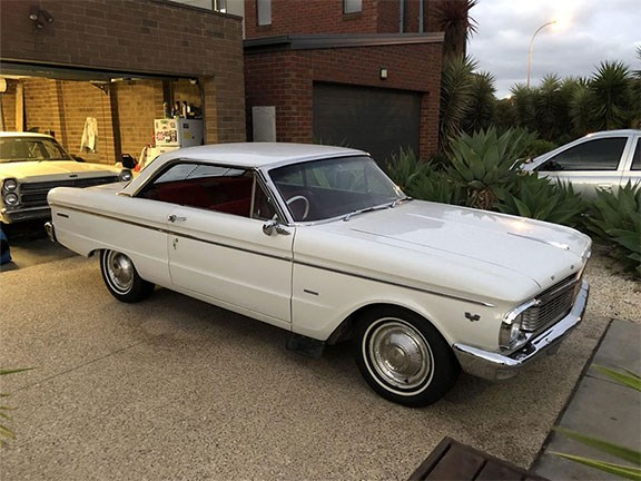 1966 Ford Falcon XP
