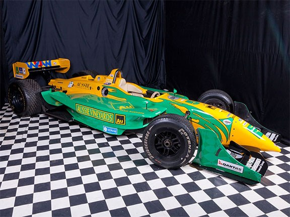 2002 Reynard Indy/ Champ car