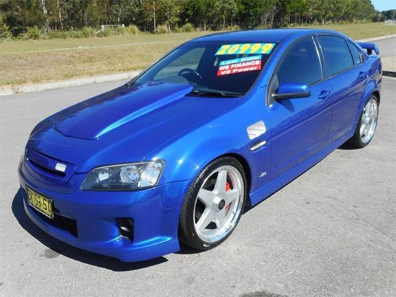2007 Holden Commodore VE SS
