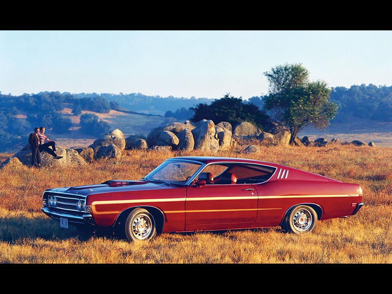 Ford Us Falcon Sprint Fairlane Torino Ranchero   Market Review