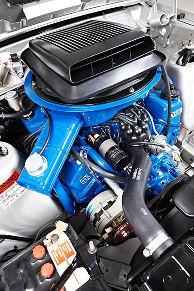 ford falcon xy gt engine