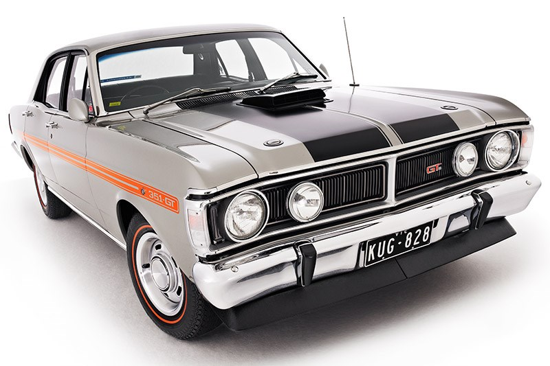 ford falcon xy gt front 2
