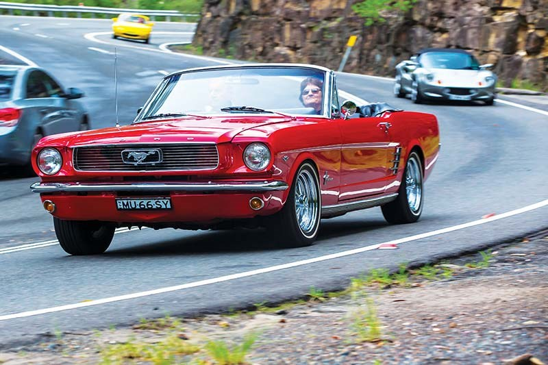 ford mustang onroad 2