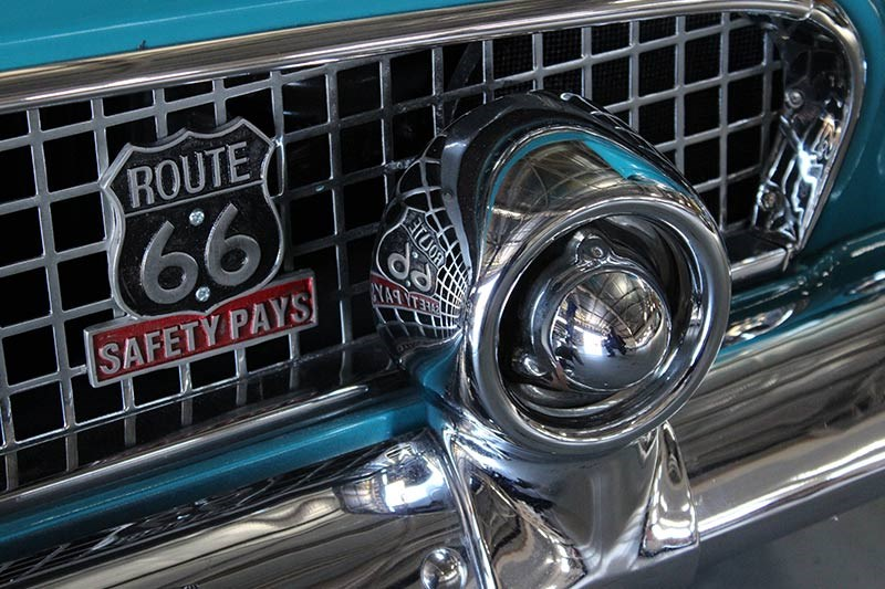 ford thunderbird grille