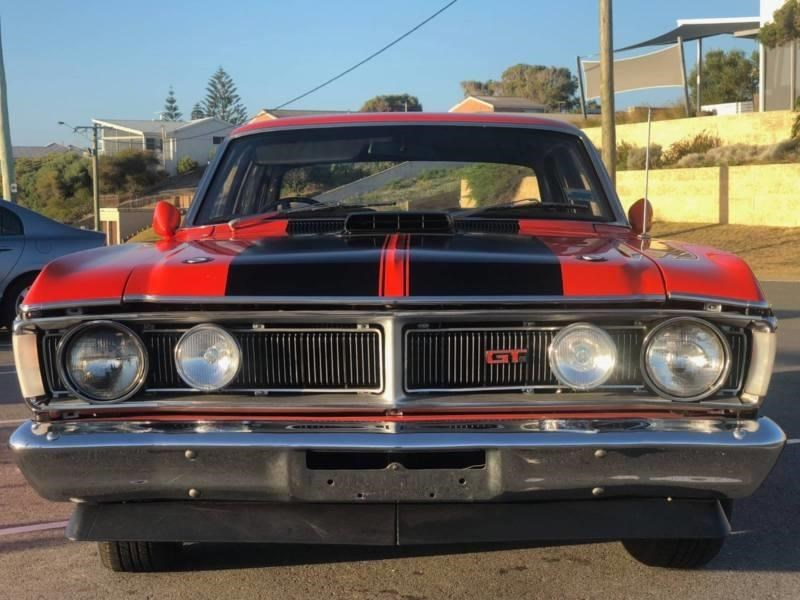 1971 Ford Falcon GT-HO replica
