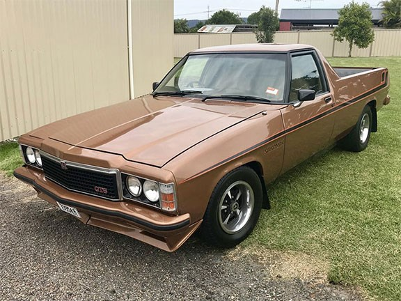 1979 Holden Hz Sandman Ute Today S Classic Workhorse Tempter
