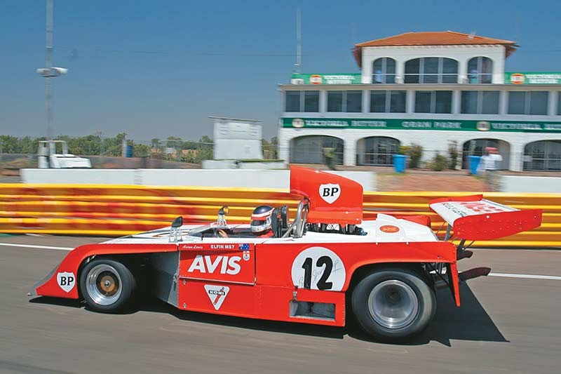 elfin race car