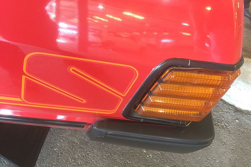 ford falcon xe taillight