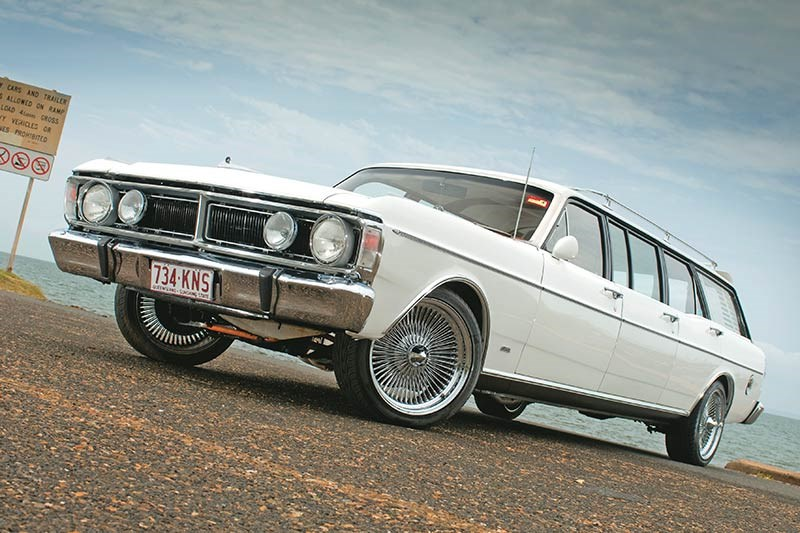 ford falcon xy stretch