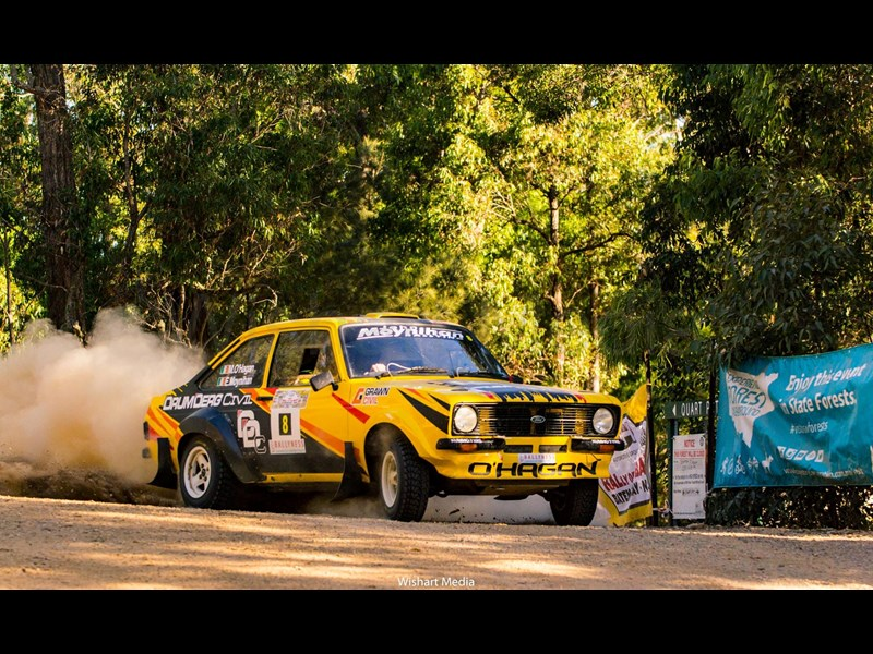 New classic rally series starts up soon