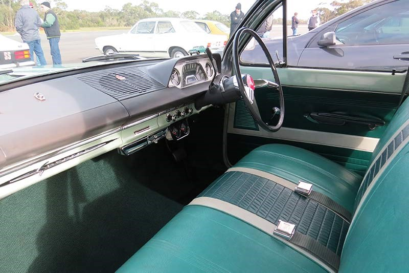 holden ej special bench seat