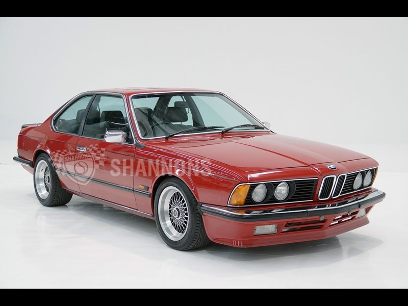 1986 bmw 635csi manual coupe