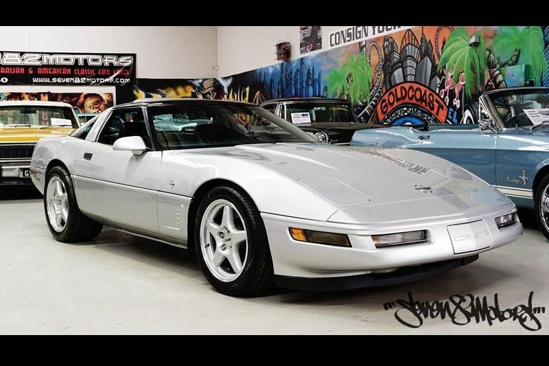1987 C4 Corvette Today s tempter